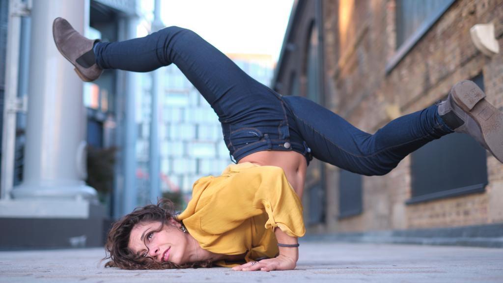 Dance Workshop Intensive with Sabrina Gargano