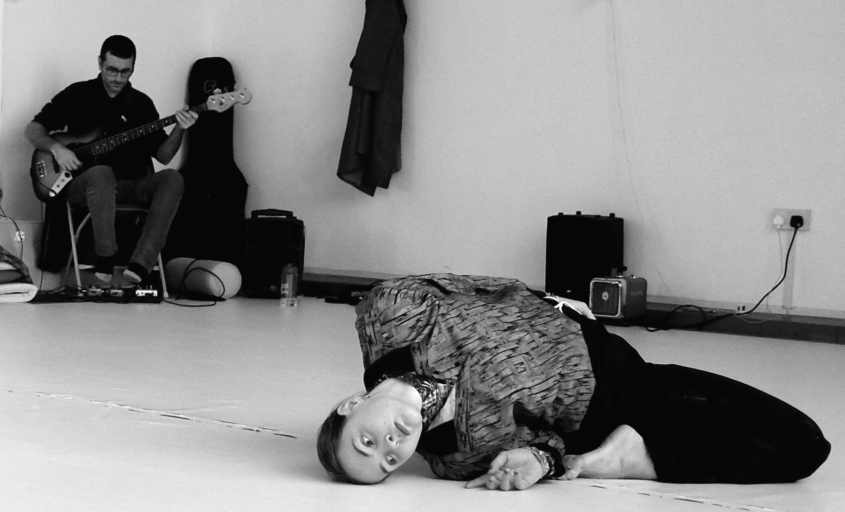 Movement & Sound Workshop with Becky & Domenico