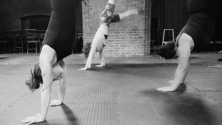 Mimbre: Acrobatics and Movement
