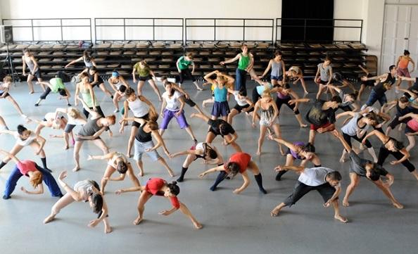 GAGA.PEOPLE CLASS with ANOUSHKA JAGO
